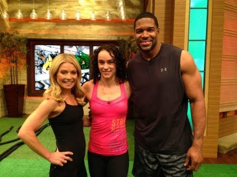 Kelly and Michael's Fitness Challenge -- CrossFit Workout -- 