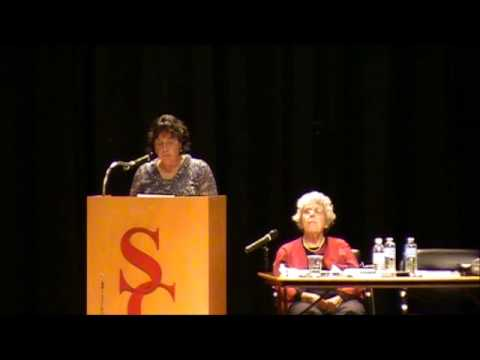 Lore Jacobs Assembly at Southern Cayuga High School (Part 3)
