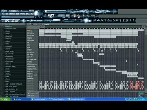 Usher - Moving Mountains Remake In Fl Studio By BballAUS
