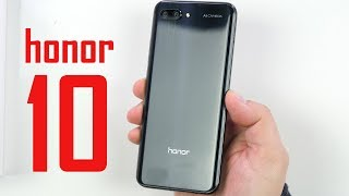 HONOR 10 - Cel mai bun smartphone ieftin? [UNBOXING & REVIEW]