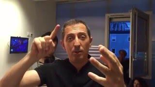 Gad Elmaleh et Michael Youn en direct dans VTEP