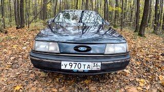 Ford Taurus - американец за 50 тысяч рублей это...