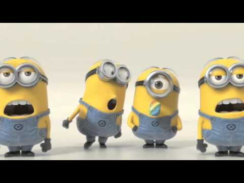 Despicable Me 2 - Scream - Cee Lo Green
