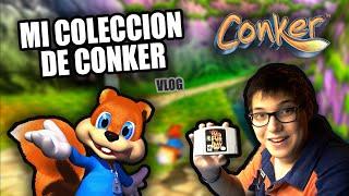 MI COLECCION DE CONKER | Vlog