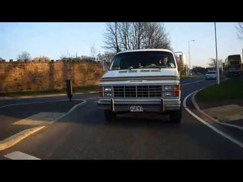 1984 DODGE Day Van RAM 250B RAM V8