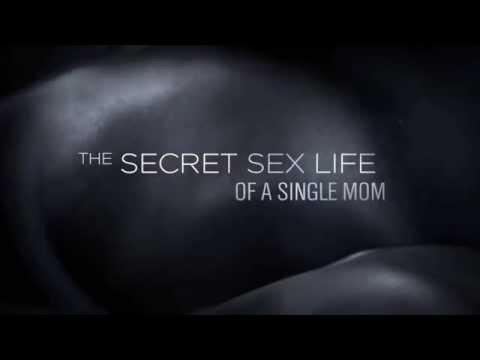 The Secret Sex Life of a Single Mom,Delaine Moore's memoir, Lifetime Movie preview
