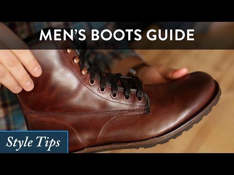 How to Wear Men