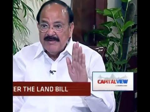 Capital View With Venkaiah Naidu | FULL SHOW