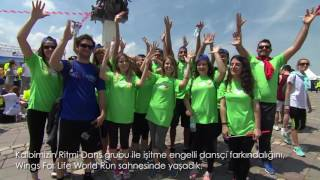Pınar Karşıyaka One Team, Wings for Life World Run
