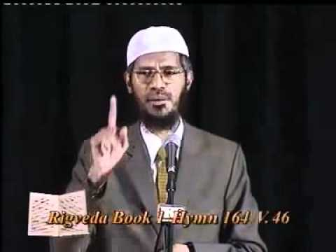 Concept Of God In Hindu Religion? Dr. Zakir Naik (urdu) video