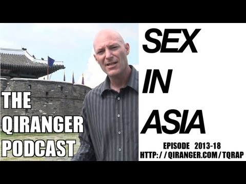 Sex In Asia, Japan Protects Islands, Suicide And More. Qiranger Podcast Ep. 2013-18 video