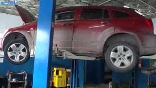 Dodge Caliber power steering leak fix