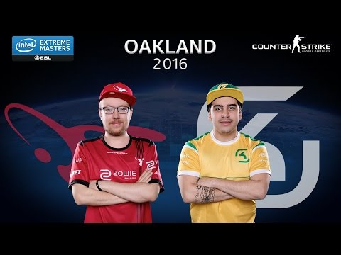 CS:GO - Mousesports vs SK [Dust2] - Group B - IEM Oakland 2016