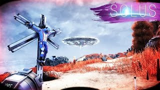 UFO IS HUNTING ME?!?! :: The Solus Project #8