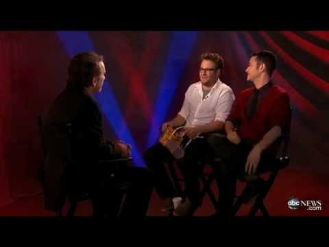 '50/50 Stars Joseph Gordon-Levitt and Seth Rogen Discuss Frustrations with Peter Travers