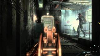 Call Of Duty: Black Ops HD Playthrough 33 - Underwater Base