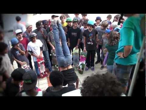 Carnaxide skate challenge (2011)