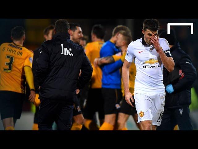 "To win the FA Cup is ""vital"" - Van Persie"