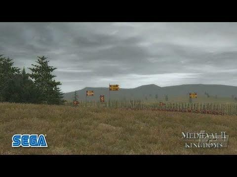 Medieval II: Total War Kingdoms PC Games Gameplay -