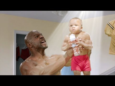 Old spice 2013 commercials (Terry Crews)