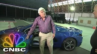 Jay Leno's Garage: Jay Leno Has The First Look At The 2020 Chevrolet Corvette Stingray | CNBC Prime