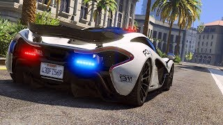 GTA 5 Online NEW Police/Cop Missions in Nightclub Update!? (GTA 5 After Hours DLC)