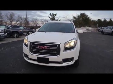 2013 GMC Acadia SLT - Kingston Ma, 02364