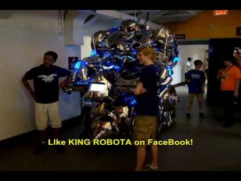 The Best New York's Real Life Transformer Robot