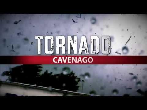 Tornado Cavenago: i video e le testimonianze, lo speciale