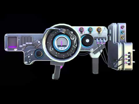 Saints Row 4   Dubstep Gun (Industrial) 1 Hour Remix   HD