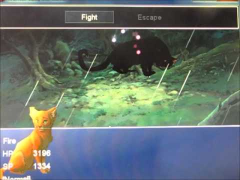 Warrior Cats Video Game Walkthrough