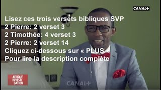 Cameroun le royaume des prophètes Kamdem Dieunedort, Tsala essomba Etc...