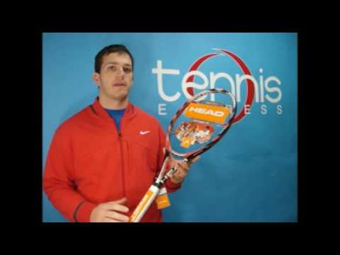 Head Microgel  Radical TEAM Tennis Racket- Tennis Express Racket Reviews