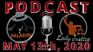 Podcast #4 - Paladin and Lady Justice