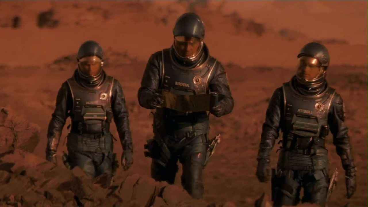 mars red planet movie monsters - photo #16