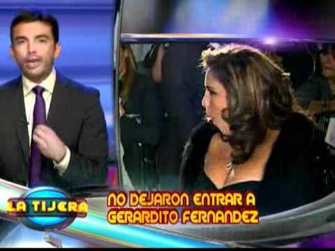 ¿Pedrito Fernandez no dejó entrar a su hermano?