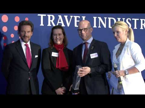 Award Night 2013  ----  Travel Industry Club