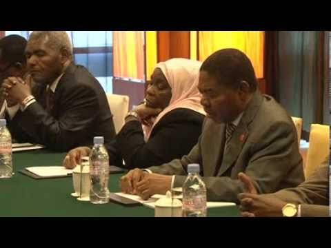 Zanzibar Diasporas and Development Meeting