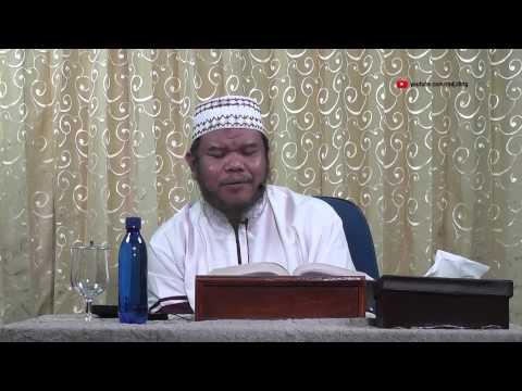 [#5] Qoulul Mufid Bab Takut Kepada Allah - Ustadz Abu Haidar Assundawy