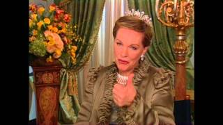 The Princess Diaries 2: Royal Engagement Julie Andrews Interview
