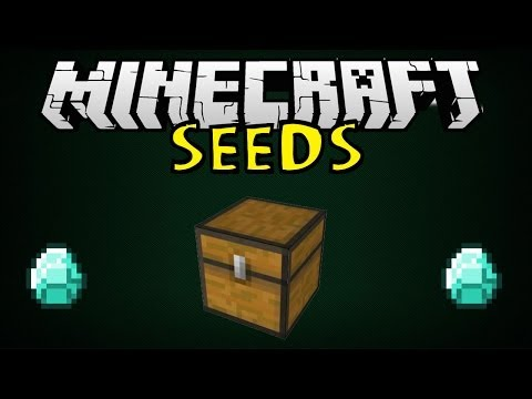 Top 3 (Best) Minecraft Seeds! (Minecraft 1.7.4) - 2014 [HD]