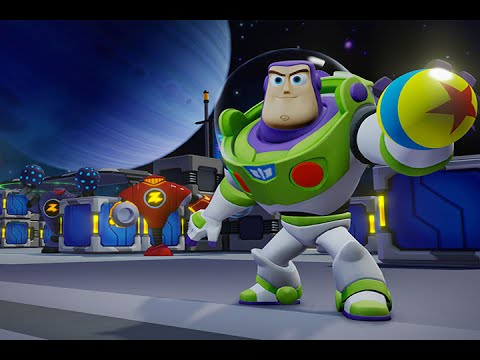 Disney Infinity - Toy Story In Space - Part 9