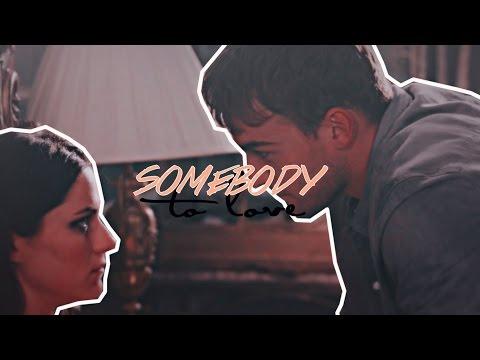 ❥ Jasper & Eleanor | She Wants Somebody to Love