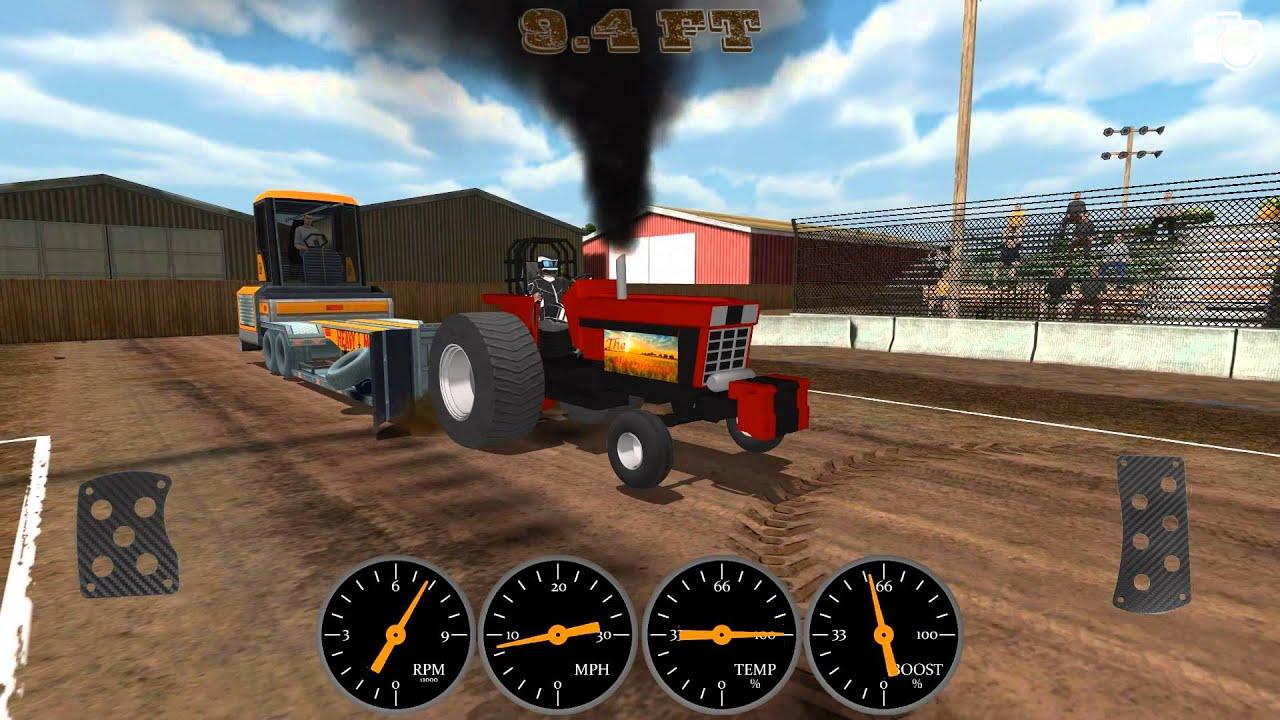 Tractor Trailer Computer : Trucks pulling trailer games download free apps backuplog