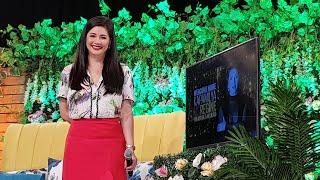 Jona sings Dadalhin as ABSCBN welcome Regine Velasquez