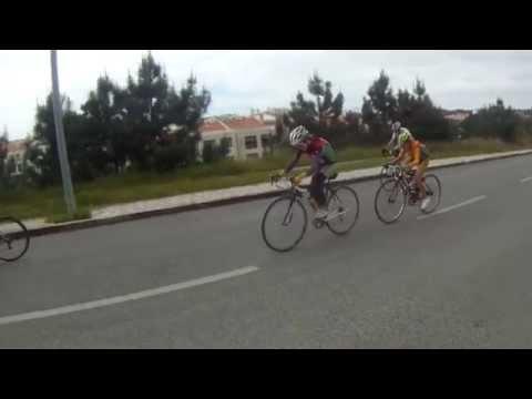 4� Trof�u Ciclismo Charneca da Caparica - #Juvenis