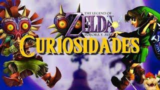 Curiosidades y secretos de Zelda: Majora's Mask 64 que tal vez no conocías