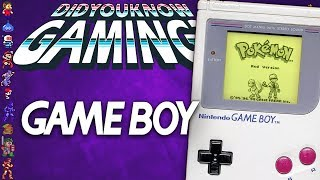 Nintendo Game Boy - Did You Know Gaming? Feat. Remix