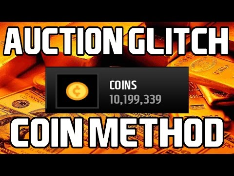 Auction glitch coin method madden mobile 16