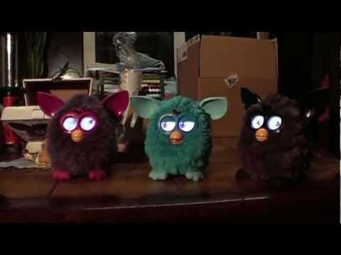 Furby's zijn terug